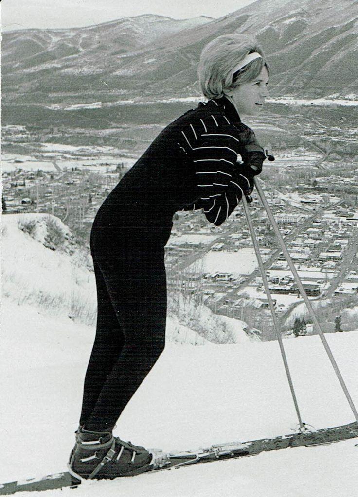 vintage ski aspen