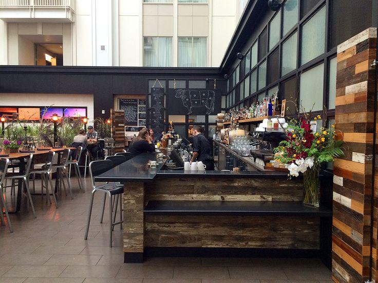 Urban farmer restaurant the nines hotel portland oregon