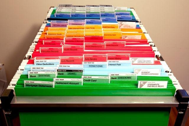organize file cabinet 1