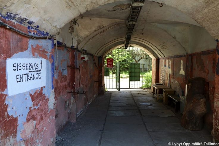 Tallinnan Patarein Vankila 1