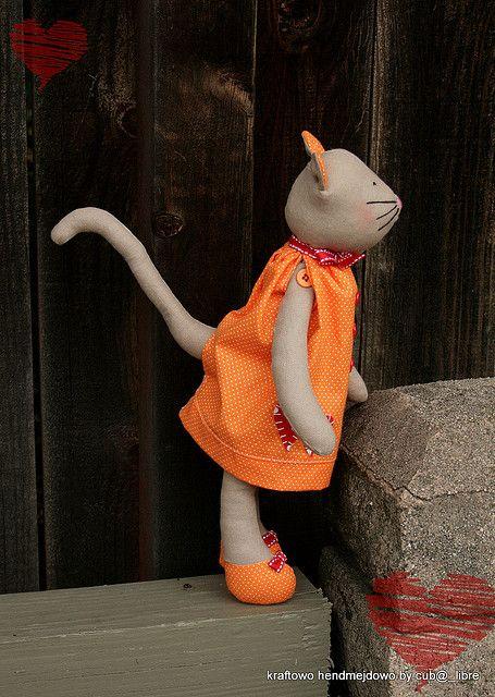 Tilda cat5 by cub@_libre, via Flickr