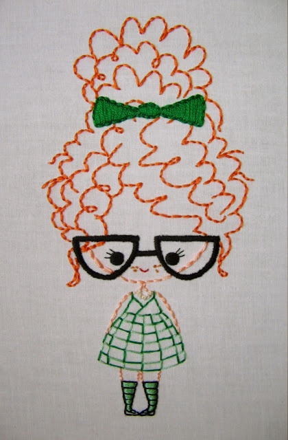 Stitchy Stitcherson: Two More Adorable Patterns from Greenbeanbaby