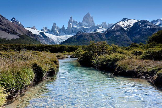 Patagonia~ Argentina (trekking) #travel #patagonia #glacier #nature #trekking #nature #chile #bedandbreakfast #b #puertovaras