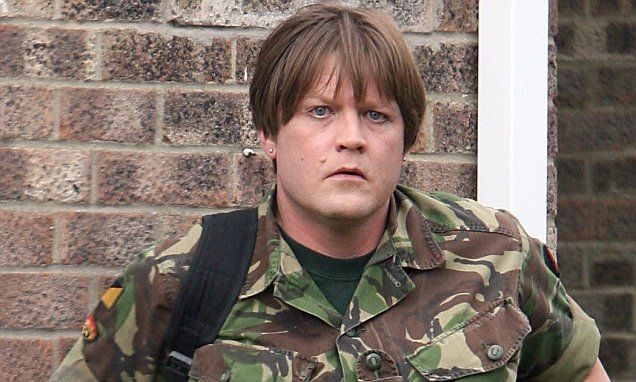 Deborah Penny becomes the first transgender soldier on the front line as a bomb disposal expert in British Army history