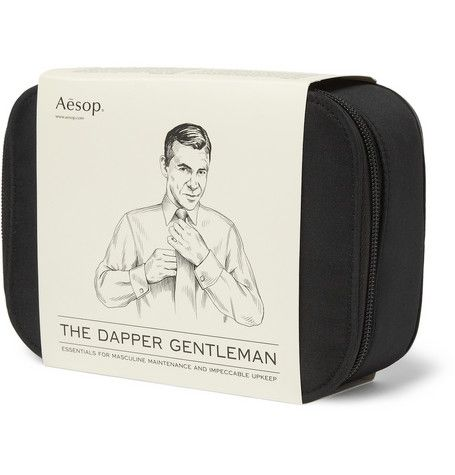 Dapper Gentleman Grooming Kit