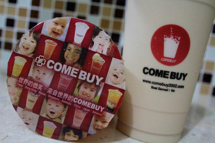 Comebuy Bubble Tea