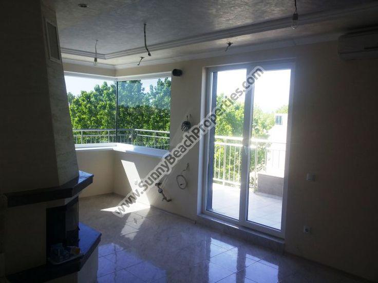 Bergblick Luxus 2 Schlafzimmer / 2  Badezimmer Penthouse Wohnung Mit Kamin  Zum Verkauf