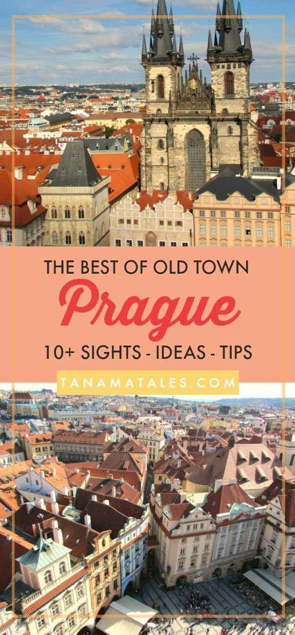 10+ Things to do in Prague's Old Town – Prague (Czechia or formerly, Czech Republic) is a magical city.  And, the search for that magic starts in Old Town, the medieval settlement that used to be surrounded by a moat and a wall.  My travel guide is full of ideas on what to see in this part of town.  From the Charles Bridge to the Baroque library at the Klementinum, I have all your bases covered! Start reading now!
