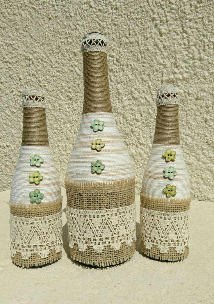 Botella y Garrafa