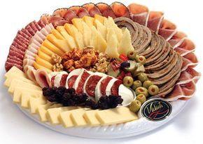 tablas de quesos y fiambres - Buscar con Google