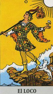 Las Cartas del Tarot