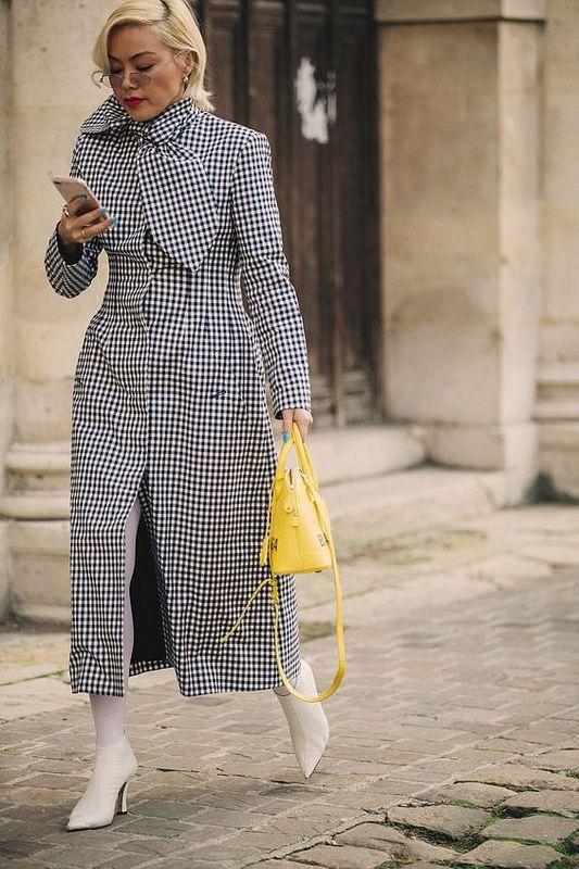 682656cfd Street Style- Paris Haute Couture Primavera Estate 2019 3