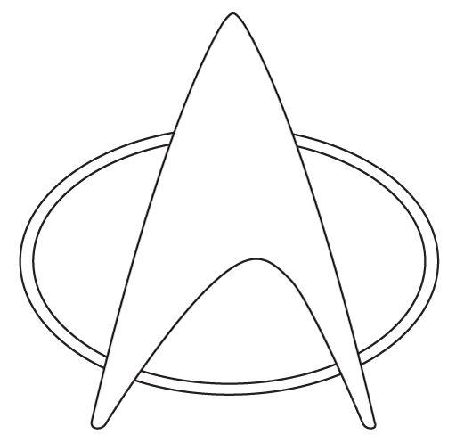 Coastal Vectors | Star Trek | Pinterest | Logos, The o ...