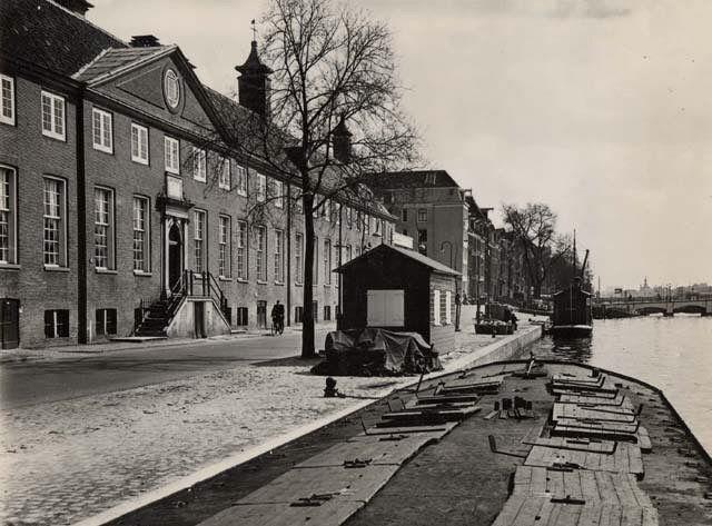 Amstelhof nu Hermitage