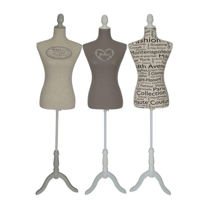 94 best Mini mannequin images on Pinterest | Dress form mannequin ...