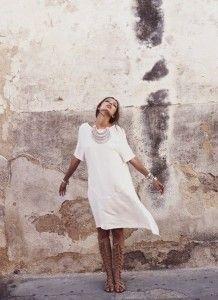Gespot op straat: de leukste witte outfits | NSMBL.nl