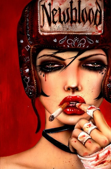New Blood - Brian M. Viveros
