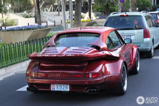 Only 13 were made. A little bit too much you might say, but very rare! Porsche 930 Gemballa Avalanche