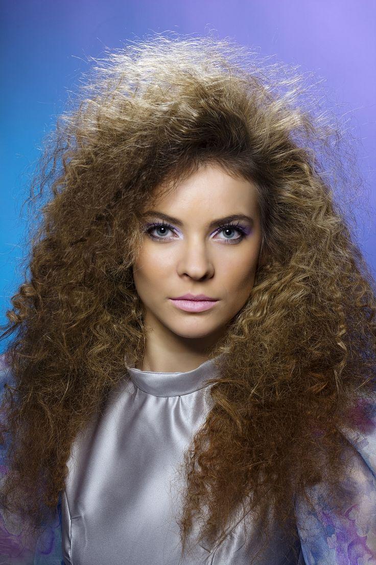 80er Frisuren selber machen 55 coole Ideen für den Party Look #80Er #Cool