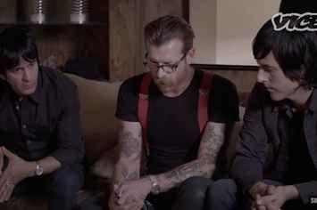 Eagles Of Death Metal Describe Harrowing Escape During Paris Terror Attack