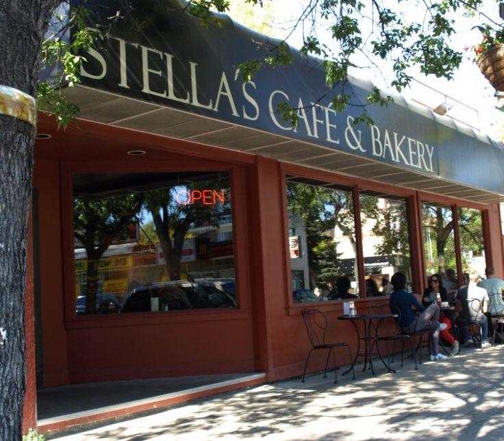 Stella's Cafe & Bakery - Winnipeg, Manitoba