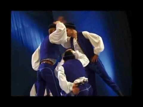 Lúčnica - Širákový (The Hat Dance)