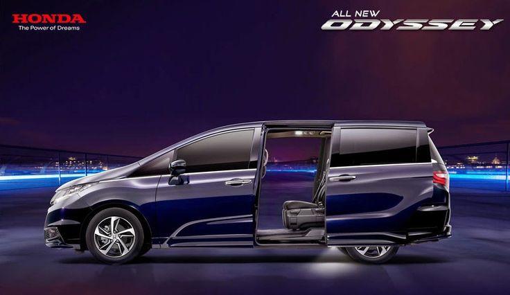 Harga Spesifikasi & Kredit Honda New Odyssey Surabaya