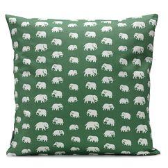 Kudde Elefant Bomull