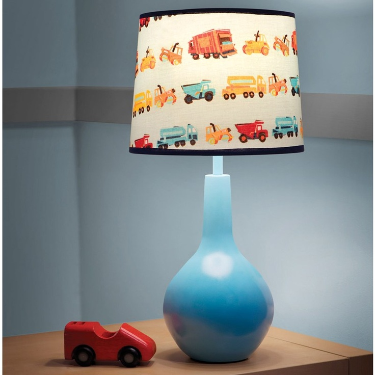 Construction Lamps For Boys : Best aiden s big boy room images on pinterest
