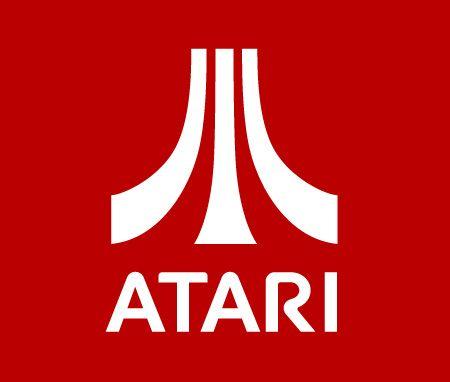 logo design | atari | computer