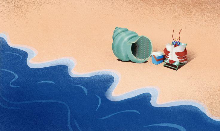 © Sara Gironi Carnevale - Cover illustration for Picame.