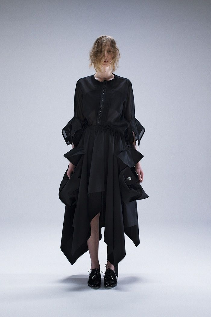 A former patterner for Comme des Garcons, Miyao is reconstructing the…
