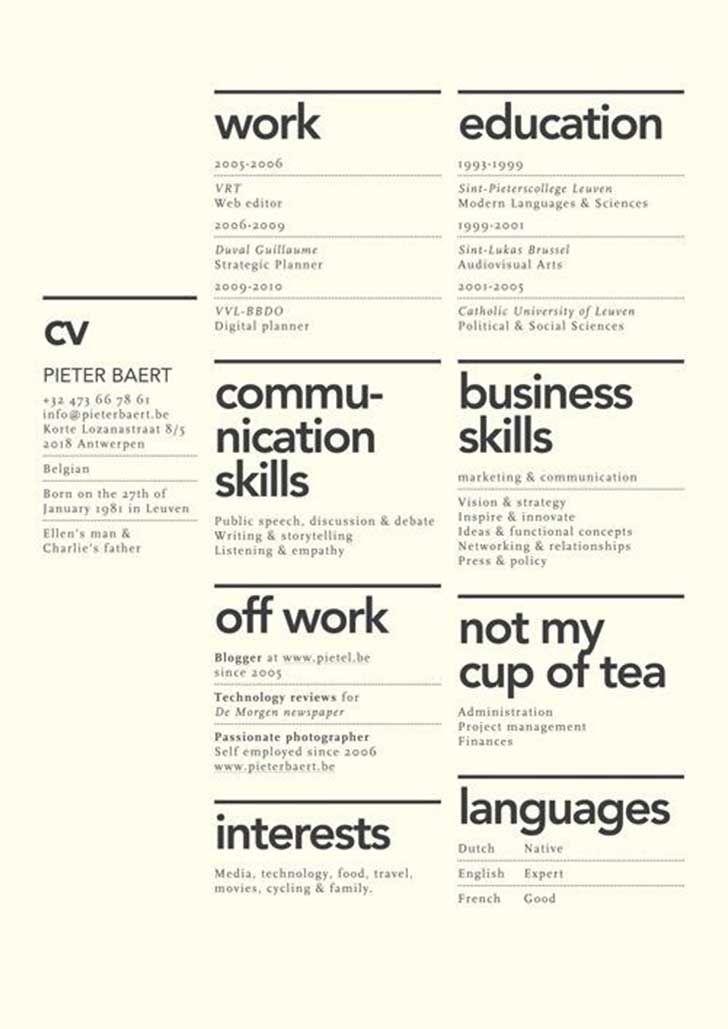 Creative Curriculums