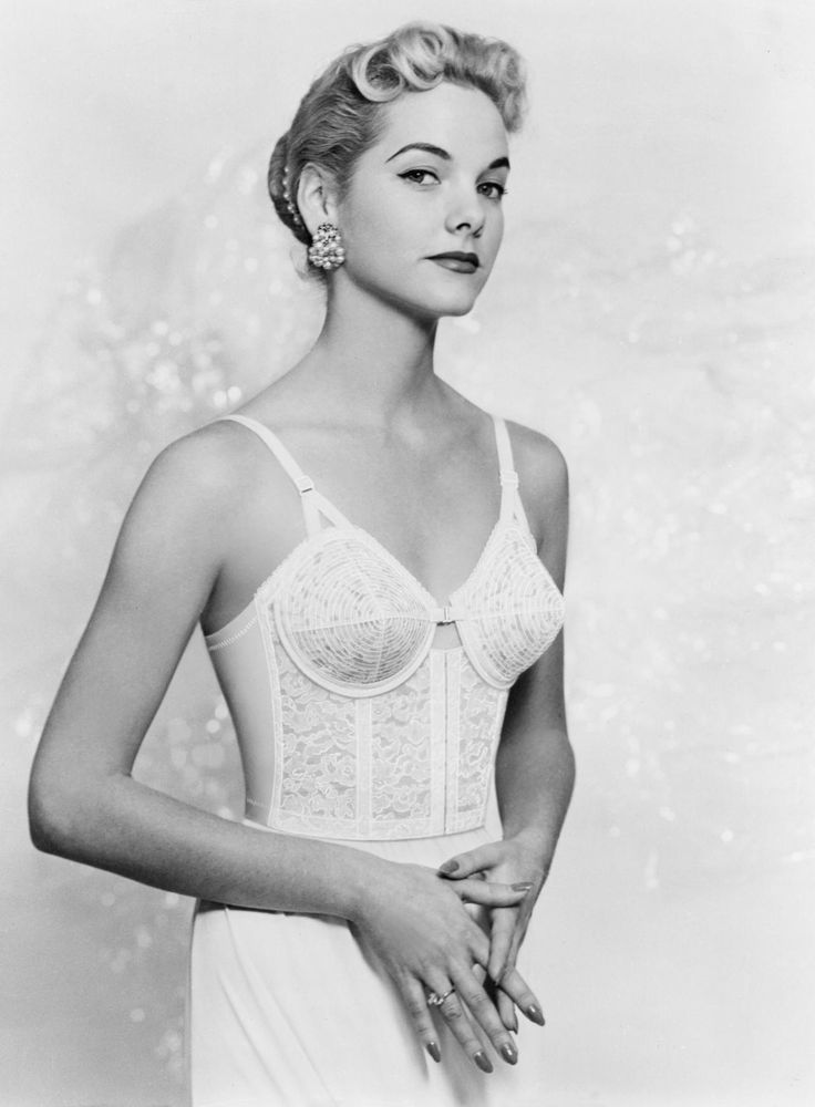 100 best Vintage Bras Longline images on Pinterest ...