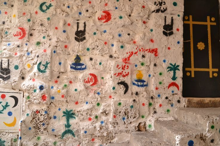 Gerusalemme: quartiere arabo