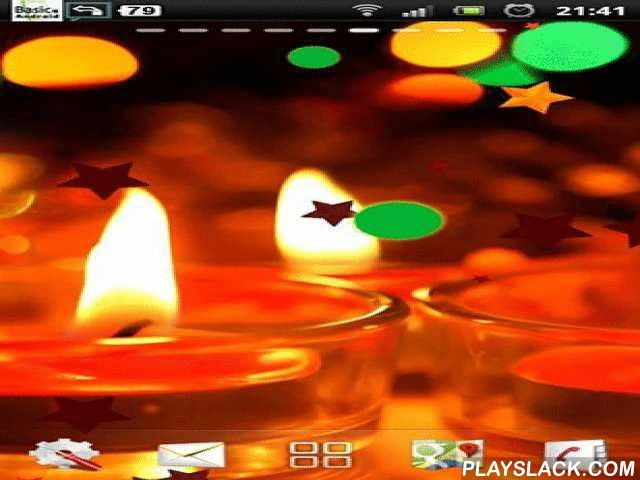Candle  Android App - playslack.com , Candle - feel cozyness and lukewarm sky together with these amazing live wallpapers. amazing candle lights will become an actual adornment for the screen of your smartphone or tablet.