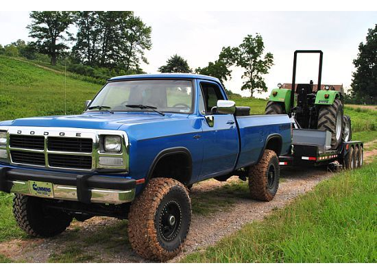 ...old farm trucks restored.....
