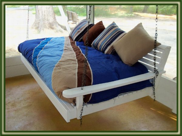 Swing Beds - Porch Swings - Patio Swings - Outdoor Swings