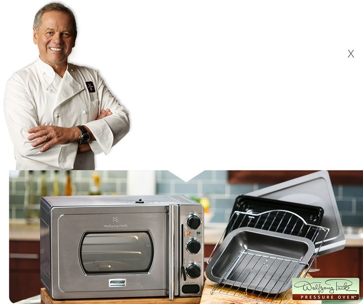 246 best 2014 top holiday gift ideas we love images on for Wolfgang puck pressure oven