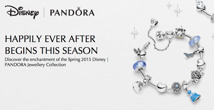 We now carry Disney Pandora.  Stop in the store to see this beautiful line of jewellery  #Orangeville