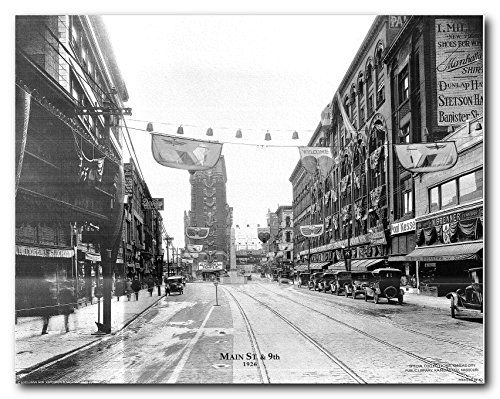 Kansas Missouri, Main St. & 9th 1926 Wall Decor Art Print... https://www.amazon.com/dp/B01LKXEKYW/ref=cm_sw_r_pi_dp_x_KG63xb19A3NQ6