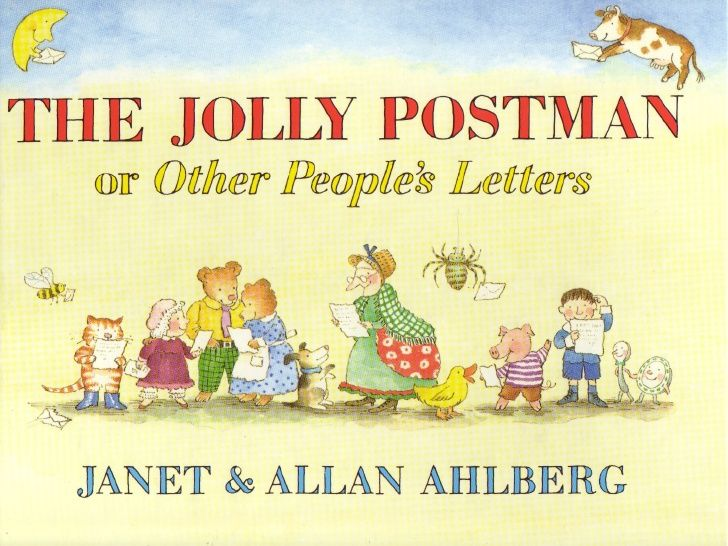 Jolly Postman - internet book plus activities - go through what they know about each story before you read the page, access as much packground knowledge as you can, maybe on second read through