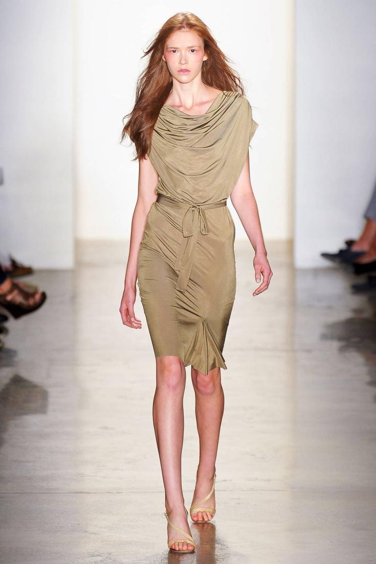 Costello Tagliapietra Spring 2013 RTW Collection - Fashion on TheCut