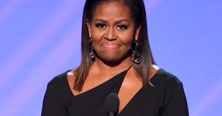 Michelle Obama Knocks It Out Of The Park At The ESPYs
