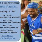 Cuban Salsa Workshops