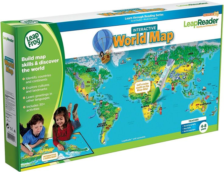 Buy Leap Frog Interactive World Map  by Leap Frog online and browse other products in our range. Baby & Toddler Town Australia's Largest Baby Superstore. Buy instore or online with fast delivery throughout Australia.