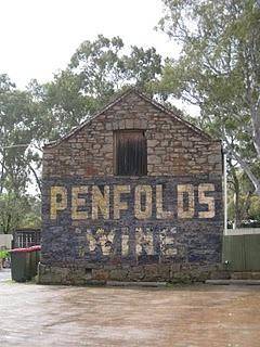 Aussie wine one of the best...Penfolds Wine