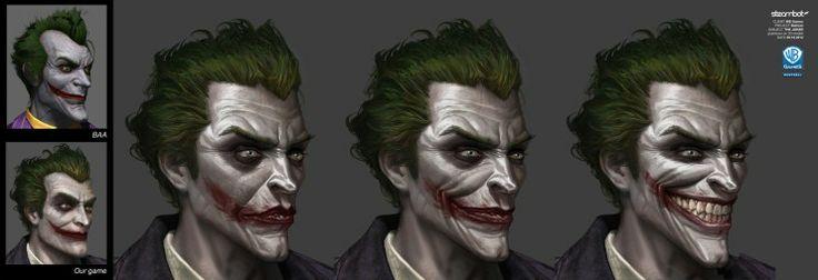 Steambot Studios presents a selection of Concept Art made for Batman: Arkham Origins. http://www.dailymotion.com/video/x162ooh_batman-arkham-origins-tv-spo