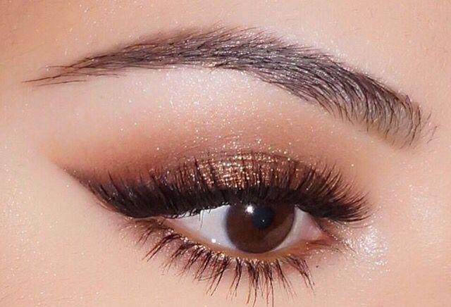 Bestes Inspiration Mate Make-up: Wing #EyeLashesHowToApply