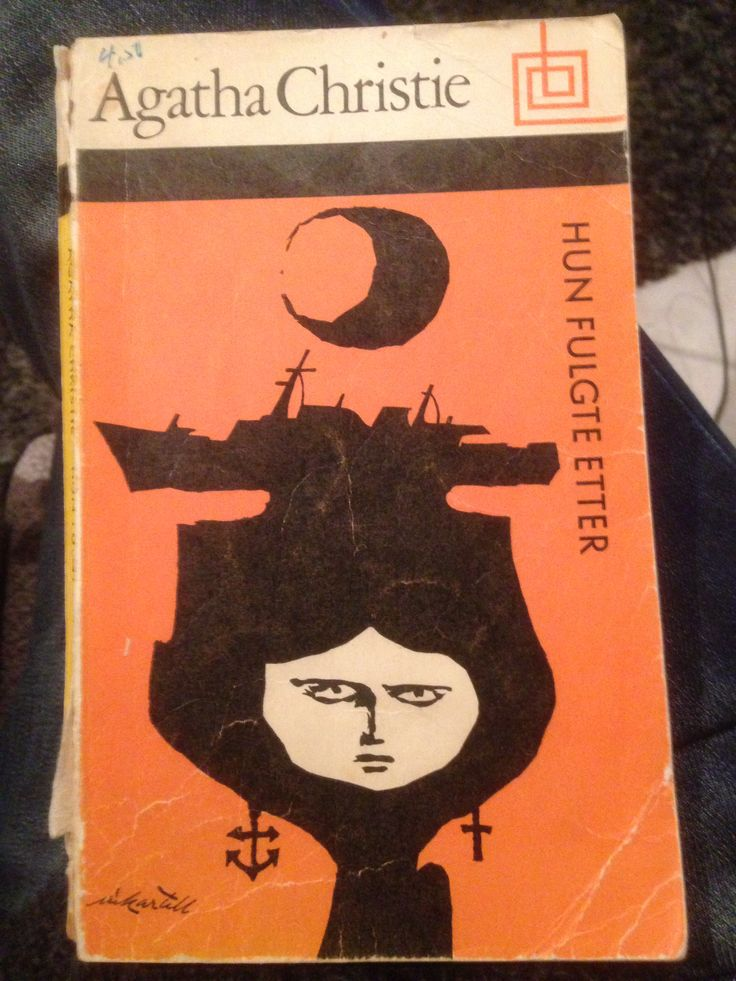 Hun  fulgte etter (Death on the Nile) - Agatha Christie. Read in Norwegian